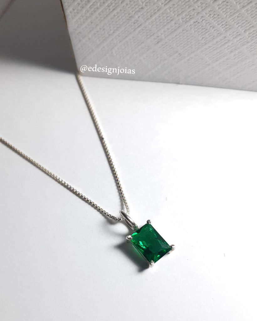 Conjunto Pêndulo Verde